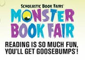 A Monster BOOK FAIR is coming!