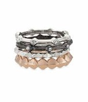 Katelyn Stacked Rings