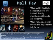 Mall Day