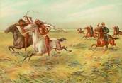 Native Americans loosing their lands