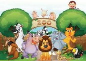 1st Grade Field Trip to the Zoo...May 8