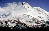 Mt. Shasta und Mt. Ashland