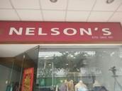 A Textile shop