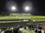 Marching Pride 2013-2014