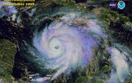 Hurricane Mitch Satellite Image