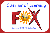 Registration is Open for all Summer of Learning PD Events