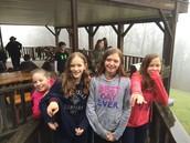 Rain won't stop us from having fun!