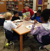 Ms. Ferrand-Library and Media Specialist