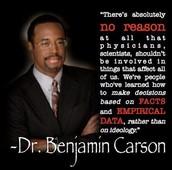 Dr. Carson's Views