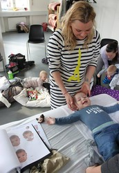 Mindre Sygdom til Vinter -lær at lave zoneterapi på dit barn
