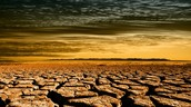 Why is the desert so dry?
