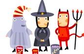 Kids' Costume Contest