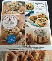Tizzy Treats Cookie Dough Fundraiser