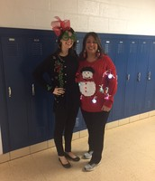 Ugly Sweater Committee!