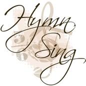 ANNUAL HYMN SING -  SUNDAY, NOVEMBER 23RD