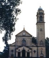 A puritan church