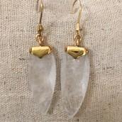 Aria Drop Earrings - $24.50