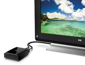 Wireless TV can be portable