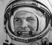 The First Man in Space: