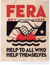 A CREATION OF THE FEDERAL RELIEF ACT