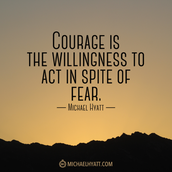 The Quote of Courage