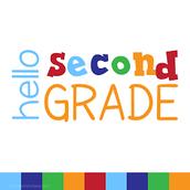 Hello Future 2nd Grade Parents!