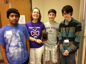 Social Studies Team Captures First at Academic Super Bowl