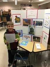 4th Grade State Fair - Kirsche & Moore Classrooms