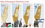 Palistinean land lost