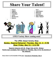 UPE Annual Variety Show