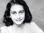 Ana Frank, una luchadora.