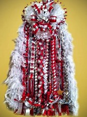 Create a Homecoming Mum for PHS