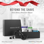 Beyond the Shave - order by Dec. 11 to arrive by the 25th