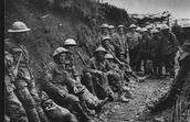 1914, 1917, 1918