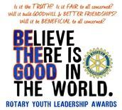 Rotary Youth Leadership