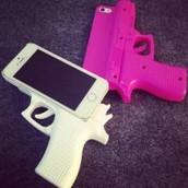 This the gun case the tough but don't let ur mom sees it