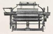 Vintage style power loom