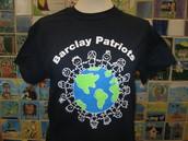 Barclay T-Shirt Sale