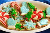 Let's swap Christmas cookies!