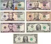 The US money