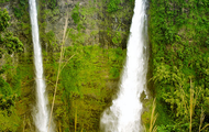 Bolaven Plateau and Tad Fane Waterfall