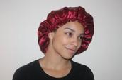 The 'Little' Silk Hair Cap, Taffy's Sparkles