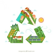 what is recycling greatest economic benefits
