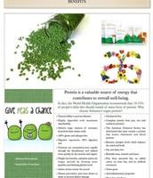 Arbonne Pea Protein Powder