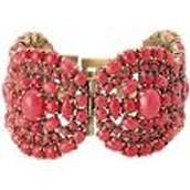 Sardinia Bracelet Red - Sale Price $32, Retail $98
