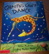Giraffes Can't Dance by Giles Andrede