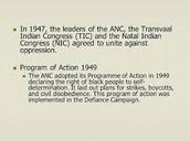 Natal Indian Congress Involvement