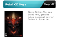 Retail CD Keys