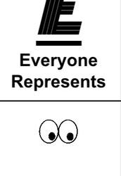 Everyone Represents