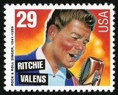 Because Ritchie Valens WAS the real deal. He was only starting, but in the time he spent in the business, he made big impact. I don't know if anybody could have made a bigger one.  -Waylon Jennings